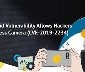Android Vulnerability on Camera