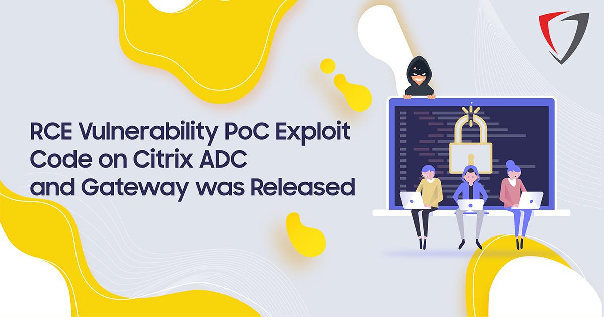 RCE Vulnerability on Citrix